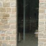 serratura vetro