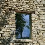 finestre su pietra